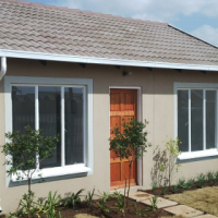 2 bedroom & 1 bathroom house for RENT in Mahube Valley.