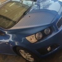 2012 Chevrolet sonic Negotiable