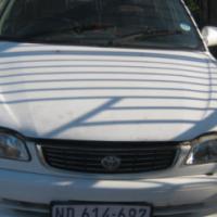 1999ToyotaCorolla130spares