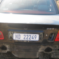 BMW E46 320i Spares