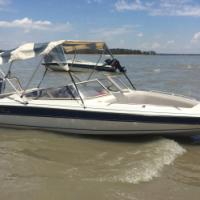 Panache 1850 speedboat