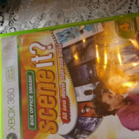 Xbox 360 game set . Scene it? for sale  South Africa