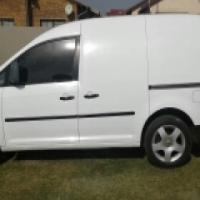selling my caddy panel van