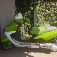 2014: 125cc Jonway Zipper CJ Scooter for sale  Pretoria West