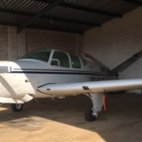 Beechcraft Bonanza G35 V Tail