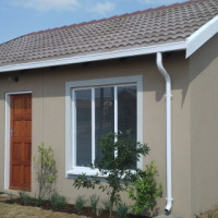 2 bedroom & 1 bathroom house for RENT in Mahube Valley
