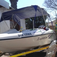 Modern Compact design Temptation Speed  Boat A Must See Swops considered