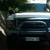 Ford F250 4x4, 2007