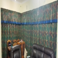 Curtains and blinds for sale