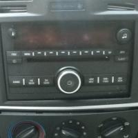 Cadillac BLS Radio