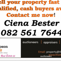 Let me sell your property fast and easy!