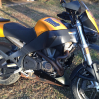 Buell Motorbike XB 12 X