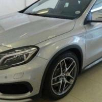 Mercedes Benz GLA