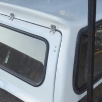 Sa Canopy Nissan NP300 D/C Canopy