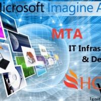 MTA : IT Infrastructure & Desktop starting on 08/09/2016