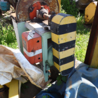 Industrial sander disk machine at auctioneer discount price