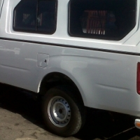 Brand New Mahindra Genio Lwb Canopy For Sale!!!