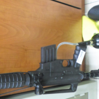 Bravo one paintball gun and accesories for sale