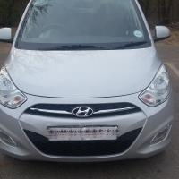 2013 Hyundai i10 Hatchback R97 000 Neg