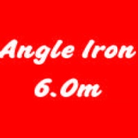Angle Iron 6.0m - Special at our Thohoyandou Branch