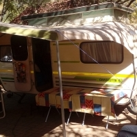 Gypsey Caravette 5 for sale