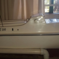 Bait boat.      Cat 500