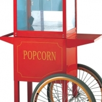 POPCORN MACHINE R2399.99 and CART R1599.99 each