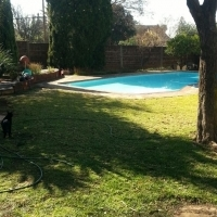 Lovely family home in boomed off area in Albemarle, Germiston