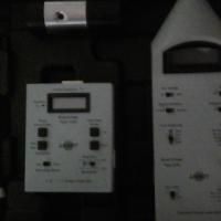 Bruel & Kjaer Precision sound level meter, calibrator and octave filter set.