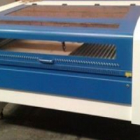 1300 x 900 80W Laser Engraving and Cutting Machine