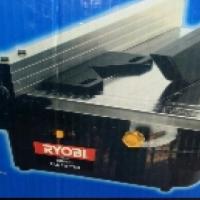 Ryobi 180mm 450w tile cutter