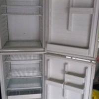 AEG double door fridge only
