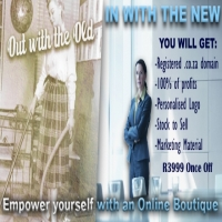 Empower yourself with an Online Boutique (Women's month special)