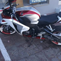 Honda cbr 1000 2008 Model. The bike in excellent condition