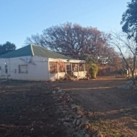 For Sale - Plot in Ventersdorp