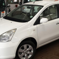 2010 Nissan Grand Livina 1.6i Acenta 69000km FSH 1 Owner only R134995