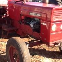 volvo BM430 tractor