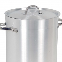 STOCK POT STAINLESS STEEL