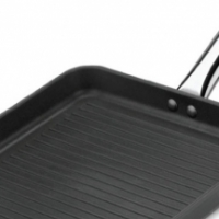 GRILL PAN BLACK SERIES INDUCTION