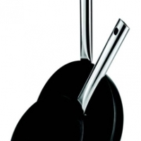 INDUCTION BLACK SERIES FRYING PANS