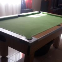 Pool Table For Sale R1500 Neg (Lenasia)