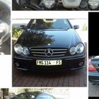 Mercedes benz clk 63 2007