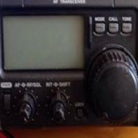 Icom IC-78 HF radio