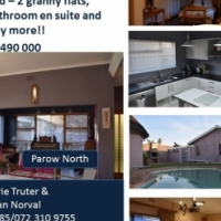 Large property plus two granny flats for sale !