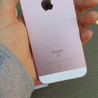 iPhone SE Rose Gold te koop.