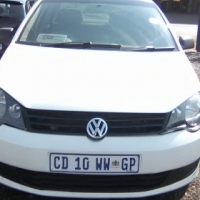 VW Polo vivo sedan 1.4 5-Doors, Factory A/C, C/D Player, Central Locking, White in Color, 140000Km,