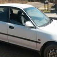 1993 Honda ballade