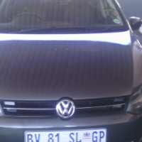 2014 VW Polo 6 1.6 With Sunroof, 5Doors, Factory A/C, DVD C/D Player, Central Locking, Grey in Color