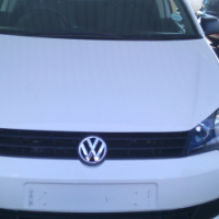 2010 Volkswagen Vivo 5Doors, Factory A/C, C/D Player, Central Locking, White in Color, 78000Km.