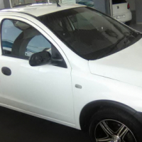 Opel Corsa Utility Club Bakkie 2Doors, 2007 Model, Factory A/C, C/D Player, Central Locking, White